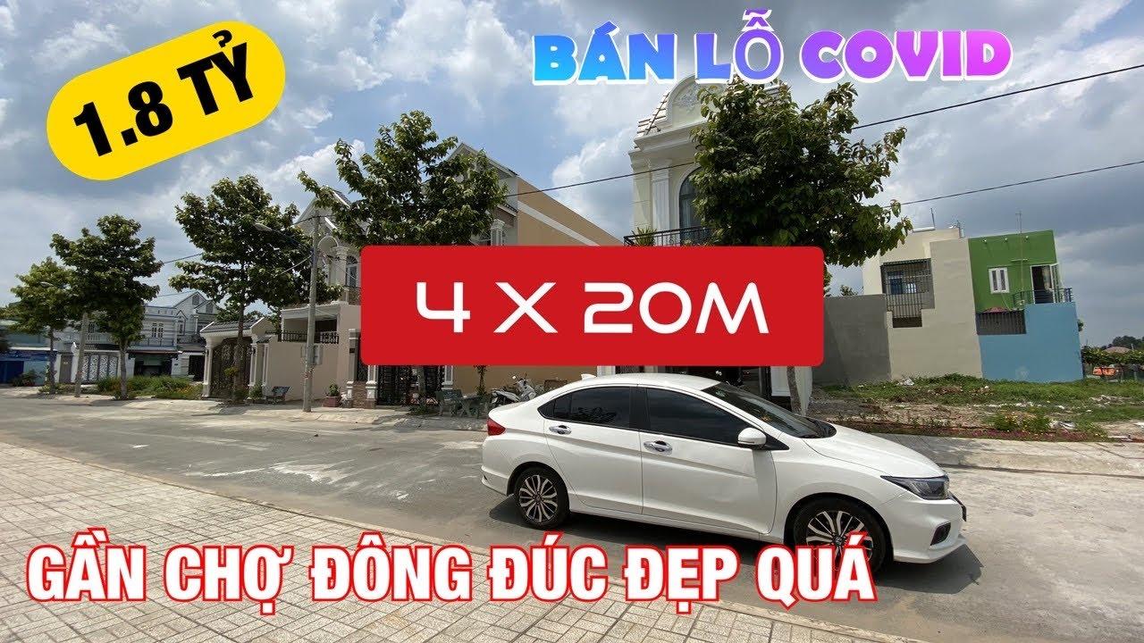 image [ Bán Lỗ Covid] Nhà bán cuối Hóc Môn 2020- 4x20m giá 1.8 tỷ Phan Văn Hớn