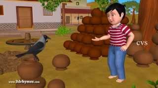 Kaki kaki kadavala kaki - 3D Animation Telugu Nursery Rhymes for children
