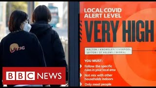 Tougher new Tiers unveiled for millions of people in England - BBC News