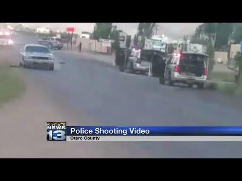 Police investigate deputy-involved shooting in Otero County