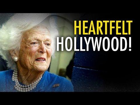 Praise for Barbara Bush from... Hollywood | Amanda Head