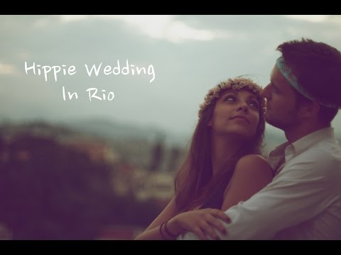 The Hippie Wedding , Duration 519. Solid Rusk Production 10,016 views
