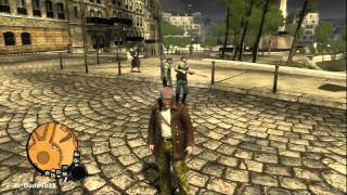 MonTest The Saboteur (Xbox 360 - HD)