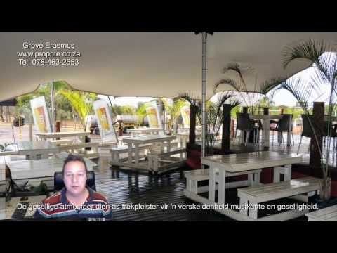 Restaurant Business For Sale Warmbad/Bela Bela Limpopo || Grové Erasmus Proprite
