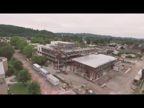 Centralia College - TransAlta Commons - Update 1