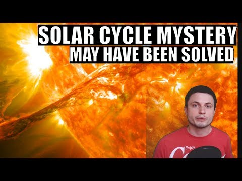 We May Have Just Solved the Mystery of 11 Year Long Solar Cycles