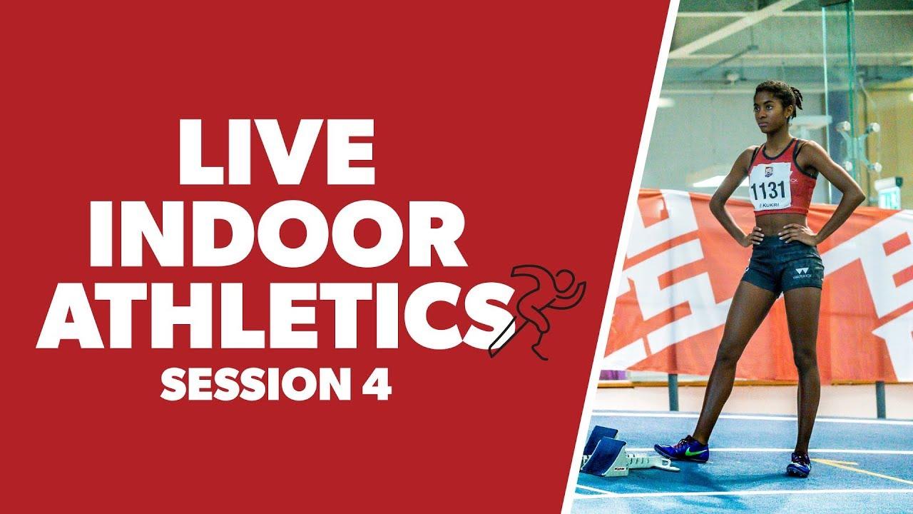 BUCS Nationals 2020 | Athletics Session 4