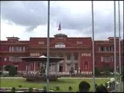President Office Kathmandu Nepal tube