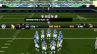 Madden NFL 08 PC Gameplay