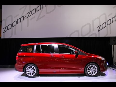 2016 Mazda 5 Minivan - YouTube