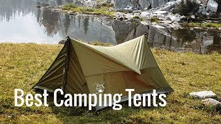 Top 5 Best Camping Tents in 2020