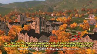 EA The Sims 3 Vita Universitaria | Producer Walkthrough (Sub ITA)
