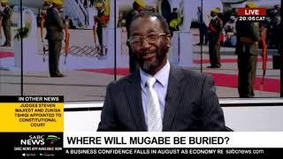 In conversation with Mugabe's nephew, Patrick Zhuwao