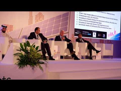Global Solar Leaders Summit