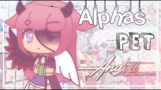 Alpha's Pet Angvil The Movie || Gacha Life || GLMM || ALL OF SEASON 1