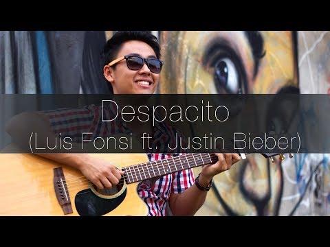 FREE TABSJustin Bieber Luis Fonsi Daddy Yankee Despacito - Rodrigo Yukio Fingerstyle Guitar