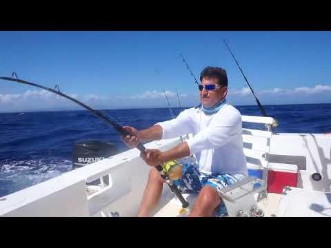 Fishing Boat, Deep Sea Fishing, Rio San Juan Dominican Republic