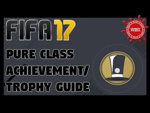 FIFA 17 - Pure Class Achievement/Trophy Guide - HOW TO DO AN OUTSIDE OF THE FOOT FREE KICK