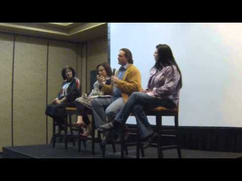 Panelist Discussion Native American Series:Green Bay Film Festival 2013