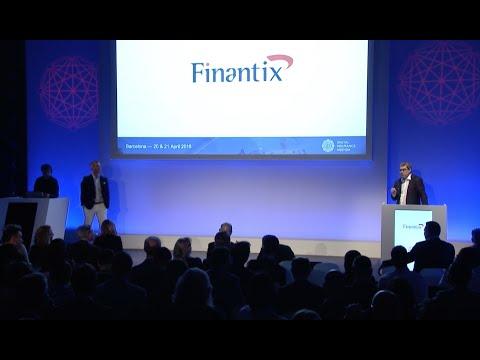 DIA Barcelona 2016 - Show and Tell - Finantix