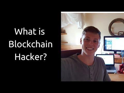 Intro to Blockchain Hacker