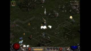 Diablo 2 Modded Character
