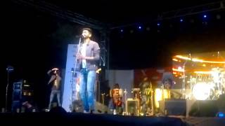 mohammed irfan live at vivacity lnmiit