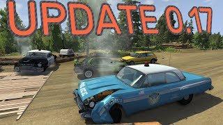 BeamNG.drive - Update 0.17