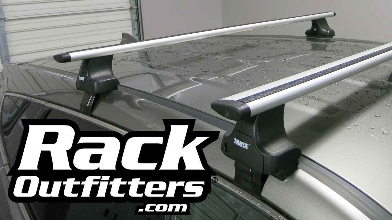 Best Roof Rack For Hyundai Sante Fe Sport The Thule 480r
