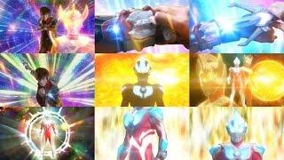 Ultraman Ginga S (Storium) Form debut