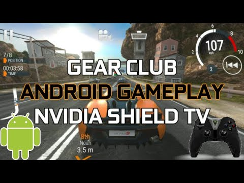 Gear Club Android Gameplay