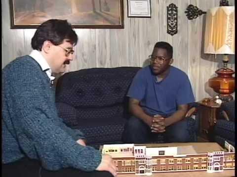 SCALE MODEL MASTER GARY MCDANIEL Flint, Michigan (Archive)