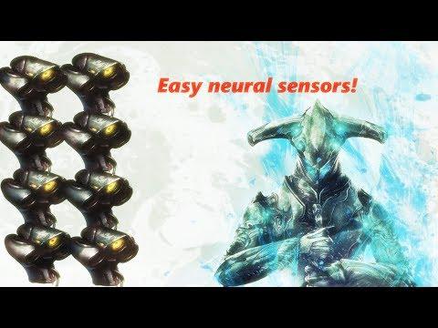 Warframe Neural Sensor Farm - buentema-musica.com