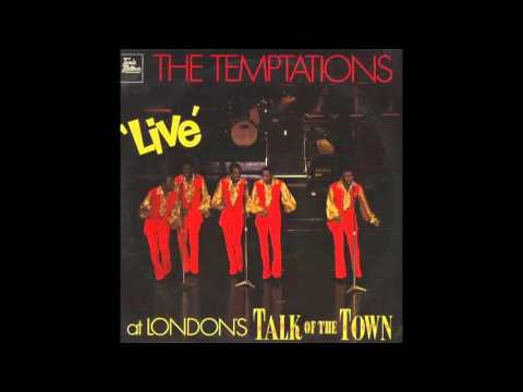 The Temptations  Don't Let The Joneses Get You Down Live in London 1970
