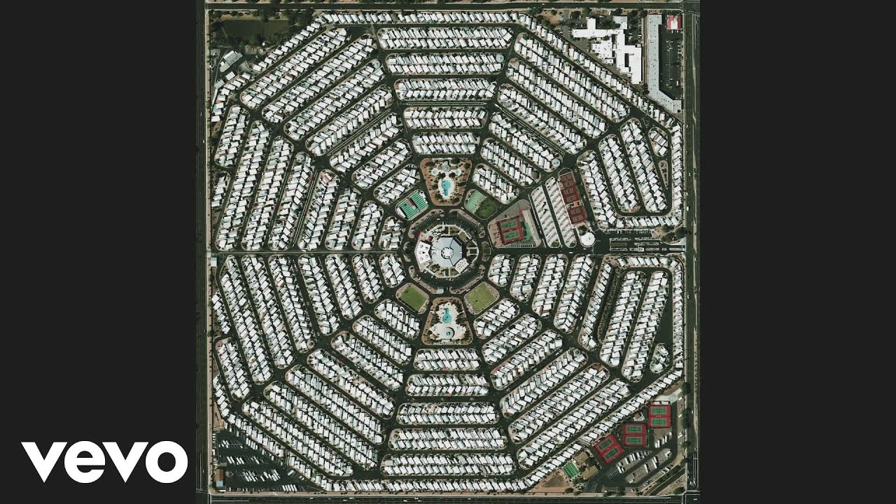 Modest Mouse - The Ground Walks, with Time in a Box (Audio)