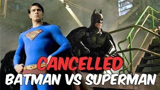 The Cancelled 2004 Batman Vs Superman Movie | Cutshort streaming