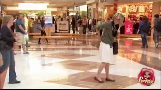 Fart Prank In A Mall