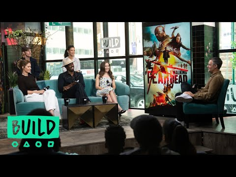 """The Cast Of """"Fear the Walking Dead"""" Talks About Season 5 Of The AMC Series"""