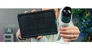 Solar Powered Security Camera   Reolink Argus 2 Camera