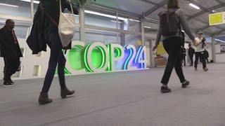 La sombra del fracaso planea sobre la cumbre del clima COP24