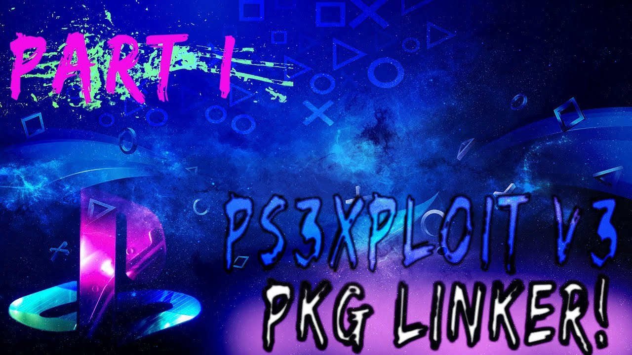 How To Install PKG Linker For Games And Dlc - PS3XploitV3