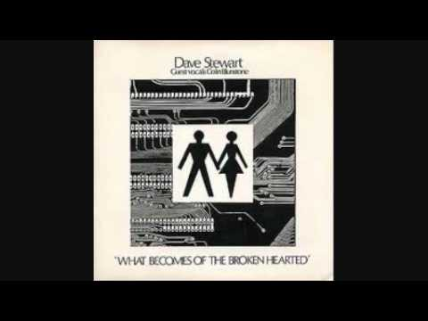 Dave Stewart & Barbara Gaskin - What Becomes of A broken Hearted