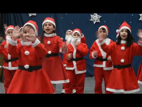 il ballo di Babbo Natale -1°elementare G.Mauro