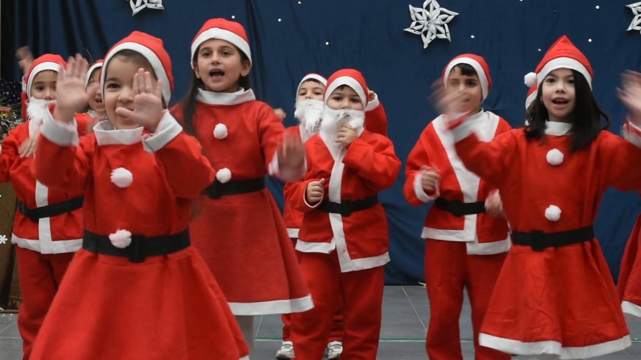 Il Ballo Di Babbo Natale 1 Elementare G Mauro Youtube