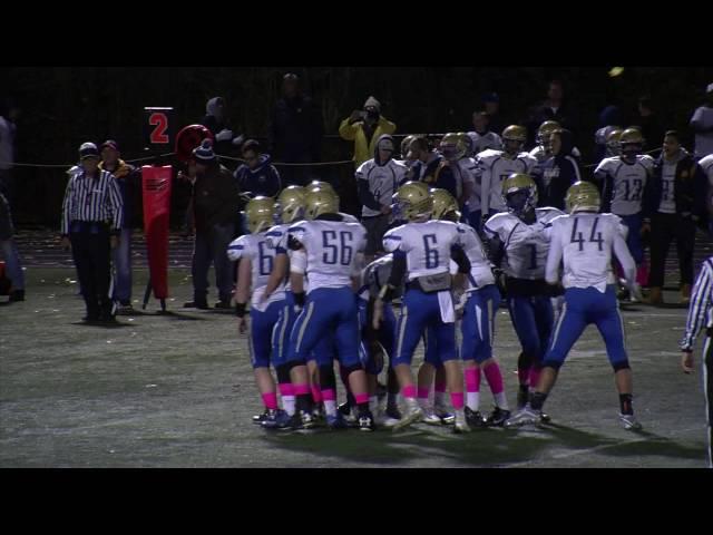 Colonials Football at LS week 7 10-2-16