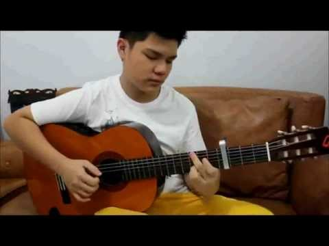 One Direction - What Makes You Beautiful cover by James Adam (Fingerstyle Guitar)