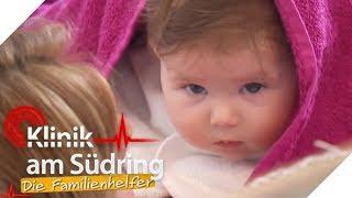 Baby weint ständig: Trauma wegen Horror-Geburt?   Klinik am Südring - Die Familienhelfer   SAT.1 TV