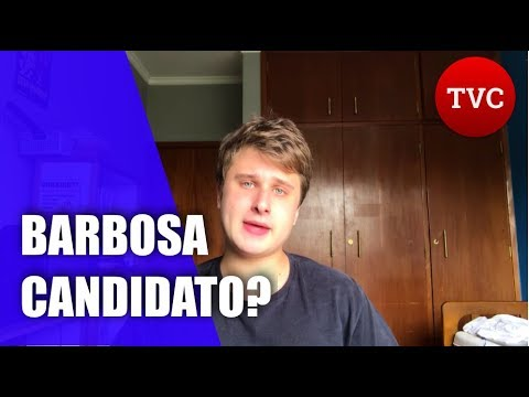 CANDIDATURA DE JOAQUIM BARBOSA PARA PRESIDENTE VOLTA À TONA
