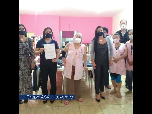 Doações à Instituições parceiras - Fundação Sinhá Junqueira