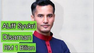 VIRAL : Aliff Syukri Di Saman RM 1 BILION oleh Ustaz // OMG //